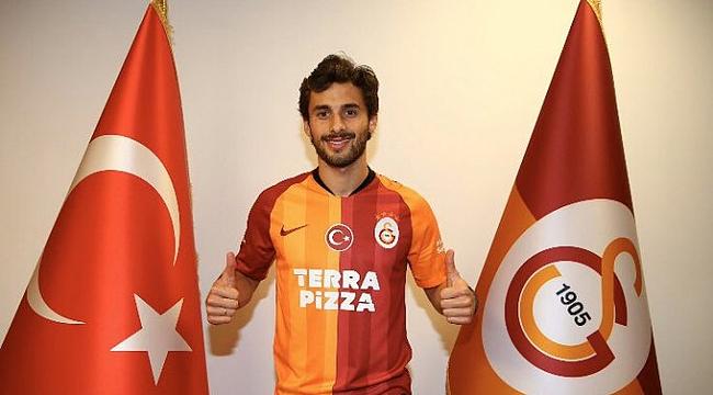 Sarrachi resmen Galatasaray'da
