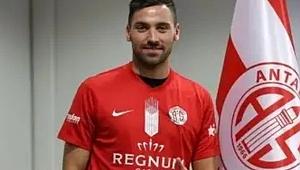 Sinan Gümüş Antalyaspor'da