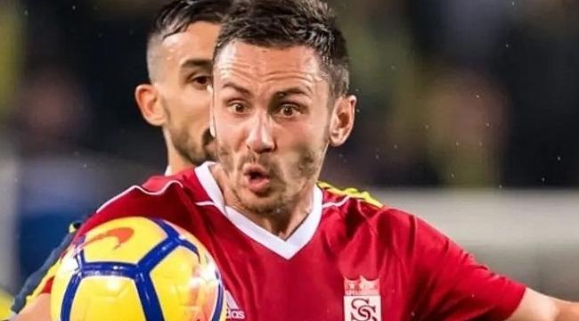 Sivasspor'da Rybalka'nın sözleşmesi donduruldu