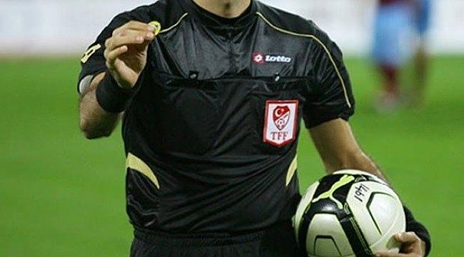 Süper Lig'de 18. Hafta'nın hakemleri açıklandı.