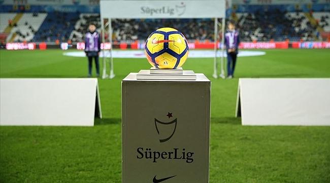 Süper Lig'de ikinci yarı yarın başlıyor