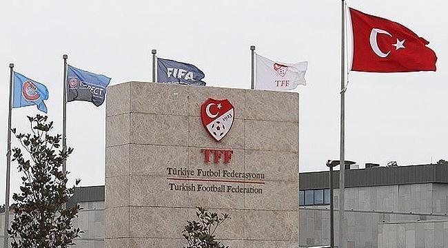TFF'den erteleme açıklaması