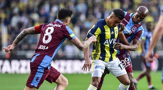 Trabzonspor - Fenerbahçe maçının biletleri 3.5 dakikada tükendi