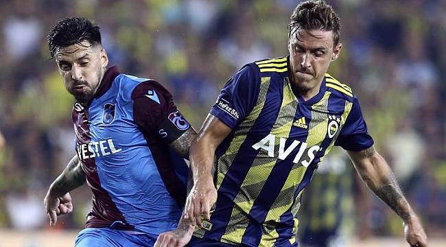 Trabzonspor - Fenerbahçe karşı karşıya geliyor