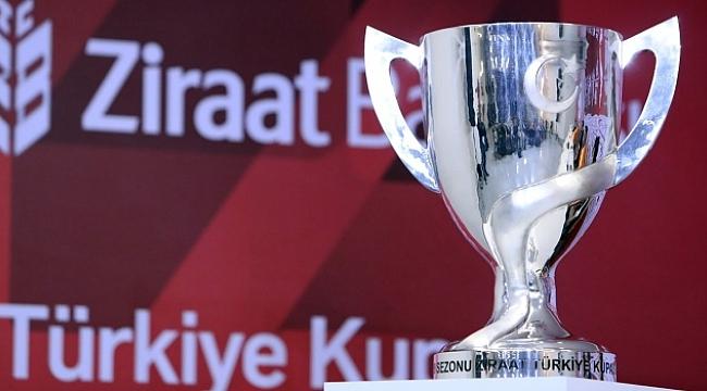 Türkiye Kupası'nda final tarihi belli oldu
