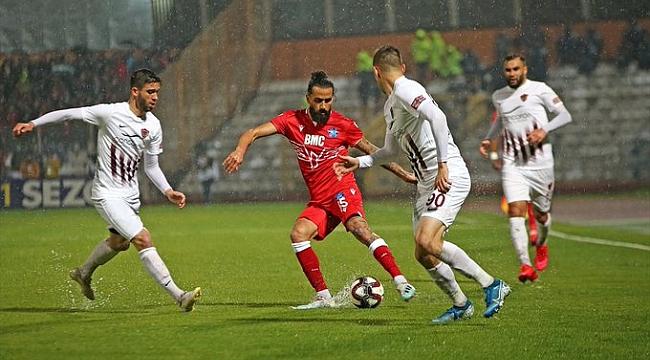 Adana Demirspor ile Hatayspor 1-1 berabere kaldılar