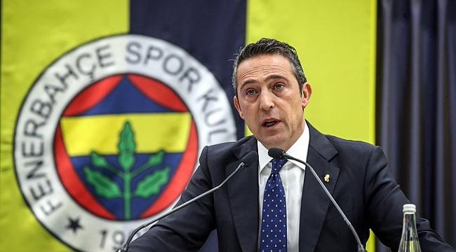 Ali Koç: Taraftarımızın desteğiyle şampiyon olacağız