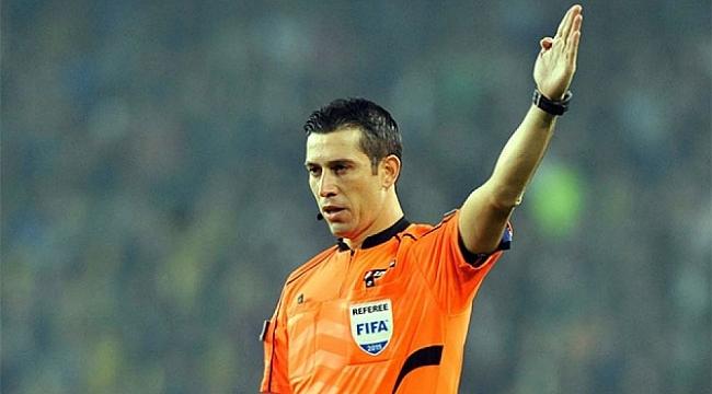 Ali Palabıyık'a UEFA Avrupa Ligi'nde görev