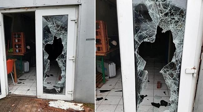 Almanya'da Türk spor kulübüne saldırı