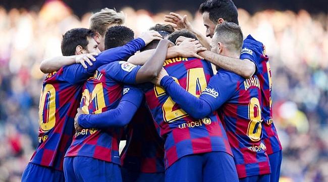 Barcelona hata yapmadı