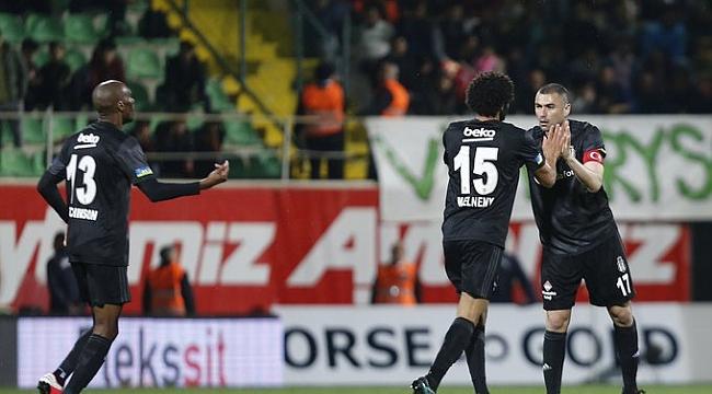 Beşiktaş Burak Yılmaz'la kazandı