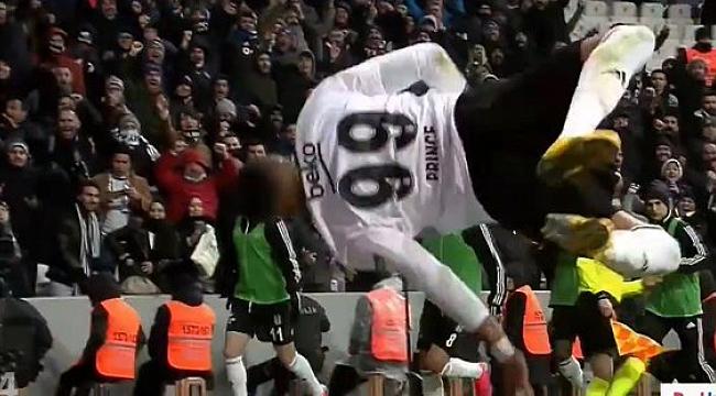 Beşiktaş hem maçı hem Boateng'i kazandı