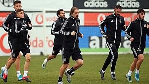 Beşiktaş'ın Alanya kadrosunda üç eksik var