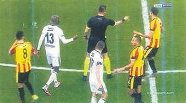 Beşiktaş kural hatası için TFF'ye itiraz etti