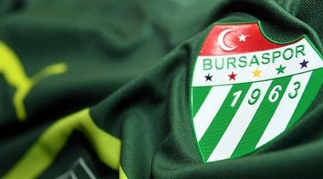Bursaspor'a doping kontrolü şoku