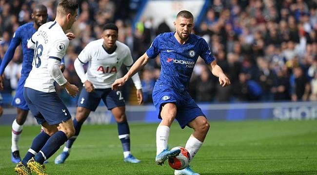 Chelsea Tottenham'ı iki golle devirdi