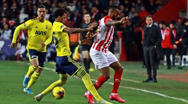 Fenerbahçe 1 puanı 90+6'da aldı