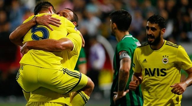 Fenerbahçe Ankara'da 3 puan arıyor