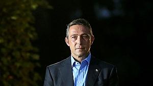 Fenerbahçe Başkanı Ali Koç basın toplantısı düzenleyecek