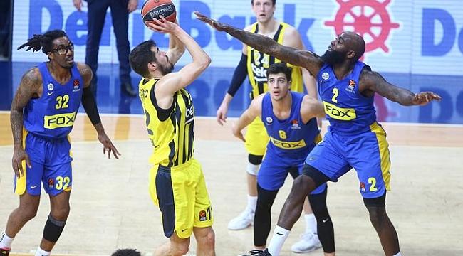 Fenerbahçe Beko son topta yıkıldı