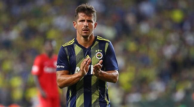 Fenerbahçe'de Emre Belözoğlu gelişmesi