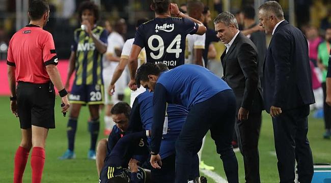Fenerbahçe'de Garry Rodrigues şoku