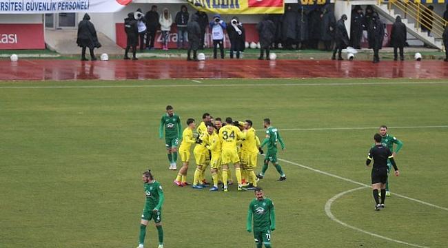 Fenerbahçe Kırklareli'den yarı final vizesini aldı