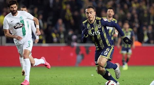 Fenerbahçe Kırklareli'ni tek golle geçti