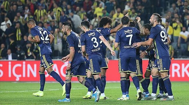 Fenerbahçe Kırklarelispor karşısında avantaj arıyor