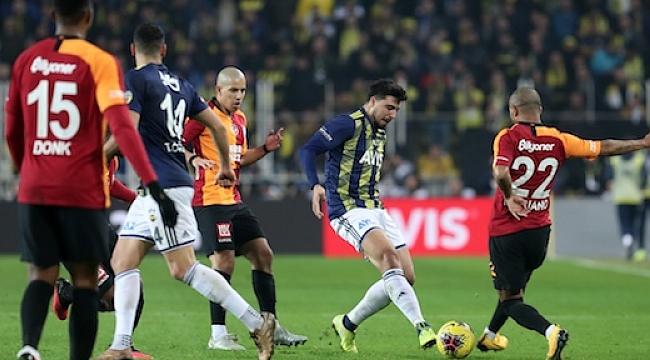 Galatasaray 21 yıl sonra Kadıköy'de kazandı