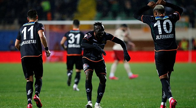 Galatasaray avantajı Alanya'ya kaptırdı