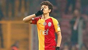 Galatasaray'da genç oyuncu kadro dışı bırakıldı
