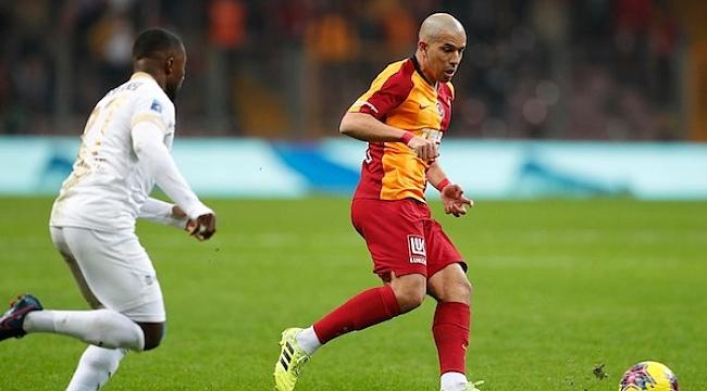Galatasaray Kayserispor karşısında zorlanmadı