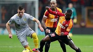 Galatasaray Malatya engelini penaltıyla aştı