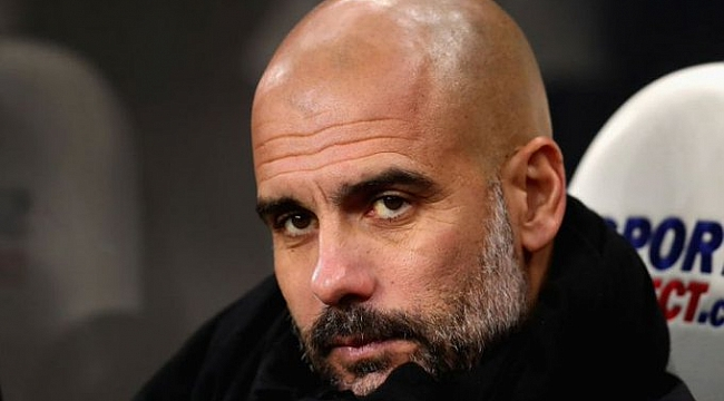 Guardiola: İkinci lige düşürseler de...
