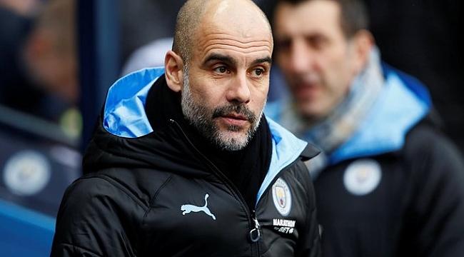 Guardiola: Real'e elenirsek beni görevden alabilirler