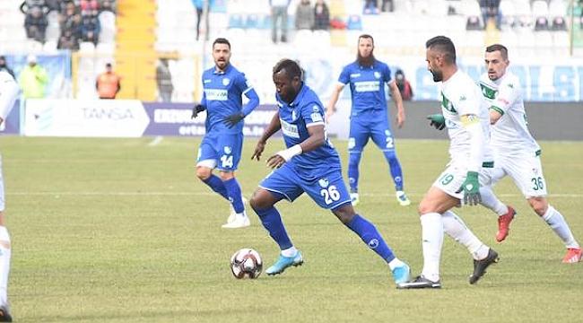Haftanın maçında kazanan Erzurumspor