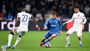 Juventus şaşırttı