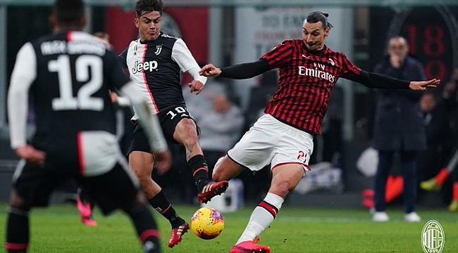 Juventus yenilgiden son dakika penaltısıyla kurtuldu