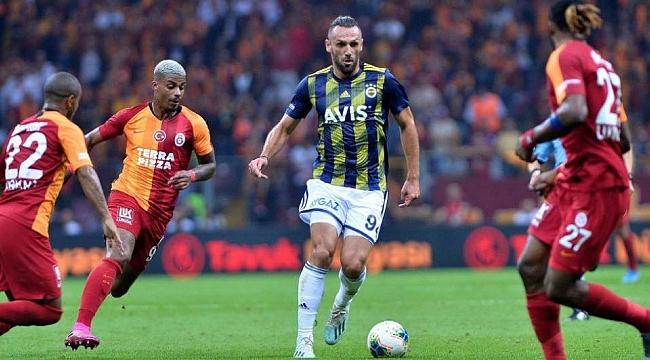 Kadıköy'de dev maç: Fenerbahçe - Galatasaray