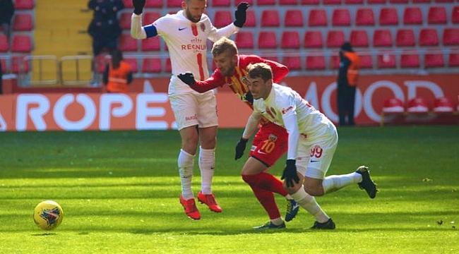 Kayserispor kaçtı Antalyaspor kovaladı