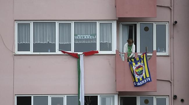 Kırklareli'de Fenerbahçe ve Kupa heyecanı