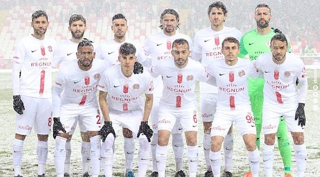 Kupa'da son yarı finalist Antalyaspor