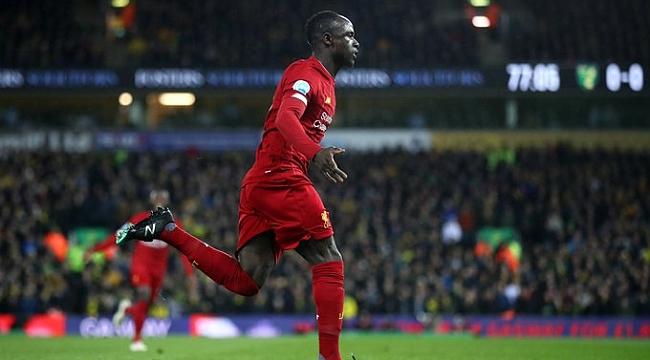 Liverpool bu kez de Mane ile kazandı