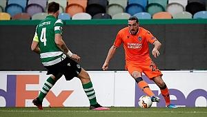 M. Başakşehir Sporting Lizbon karşısında tur arıyor