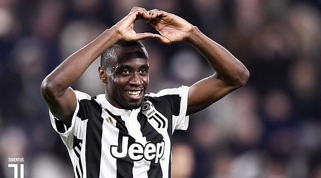 Matuidi 1 yıl daha Juventus'ta