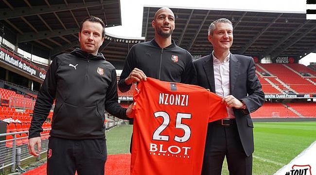 Nzonzi'nin yeni takımı belli oldu