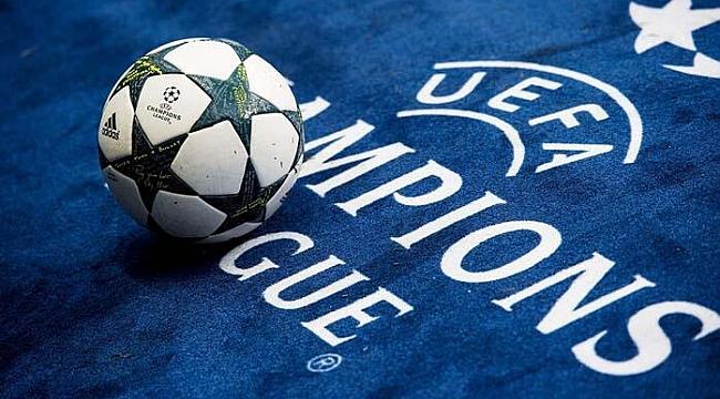Şampiyonlar Ligi'nde iki maç oynanacak