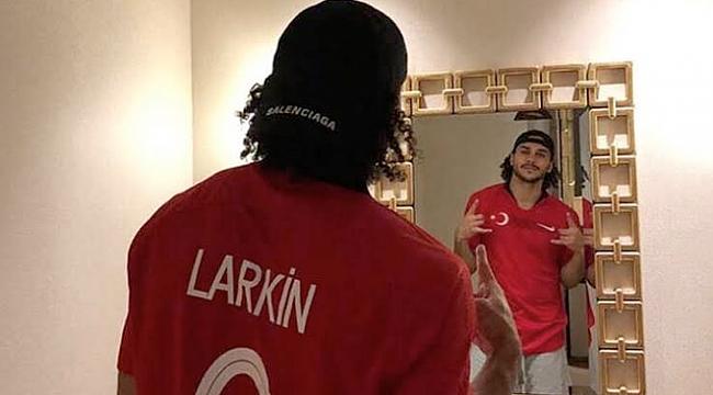 Shane Larkin A Milli Takım forması giyecek