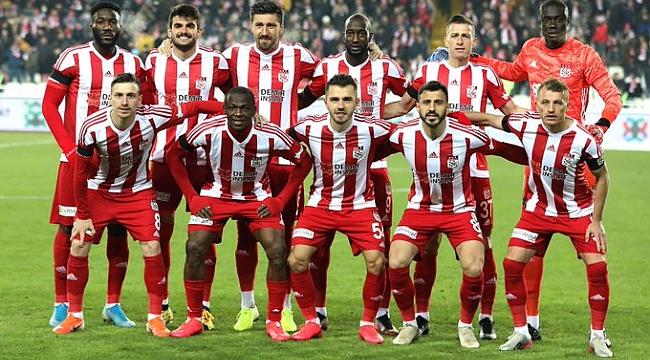 Sivasspor şaşırttı